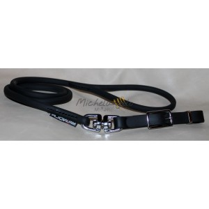 leash in round biothane whith buckle
