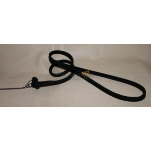 Leash with leather Loop Expo