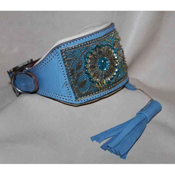 Saluki Sloughi collar Amer