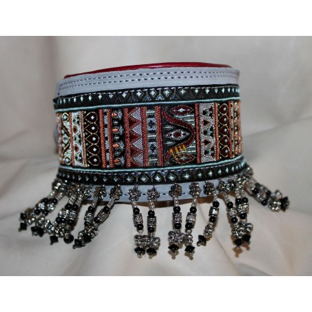 Saluki Sloughi collar Farah