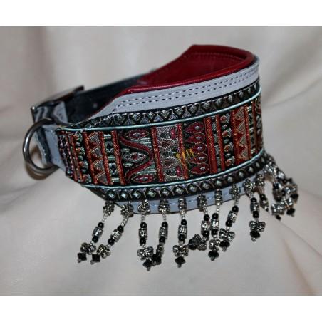 Collare per Saluki Sloughi Leviero Arabo Farah