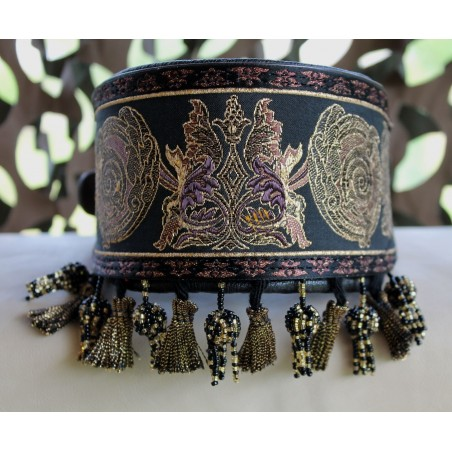 Saluki Sloughi collar Amina