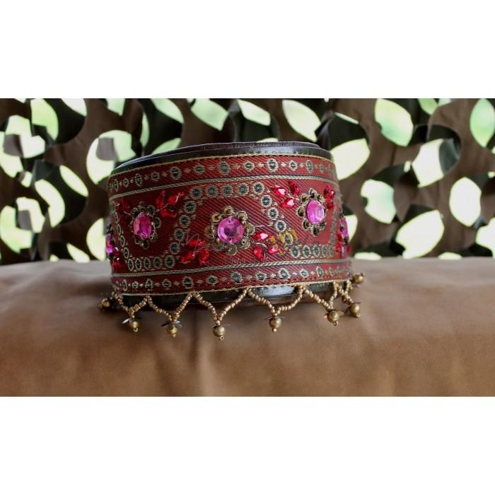 Saluki Sloughi collar Bahira
