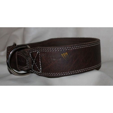Leather collar Wisconsis