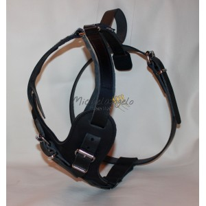 Hoover leather harness