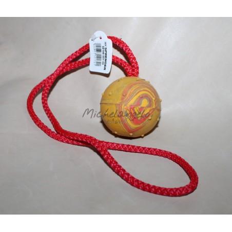 Medium  ball with rope
