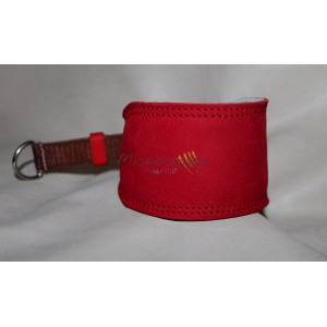 Galgo Collar Red