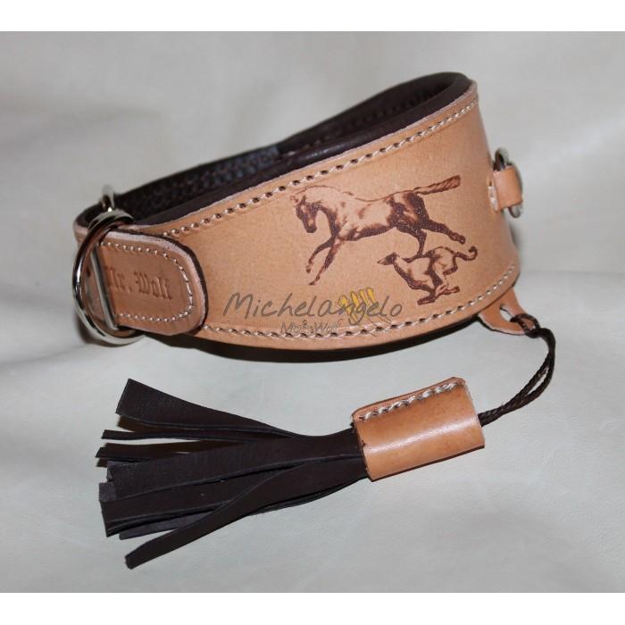 Crystal Greyhoun collar