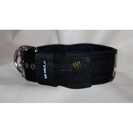 Nylon  collar whith name