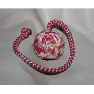 Medium  ball with rope