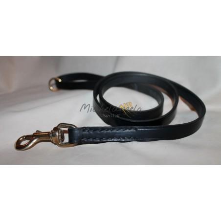 Cheyenne leather leash