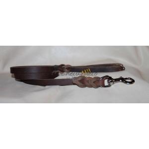 Guinzaglio Mizar12/150 (moschettone bronzo marino)