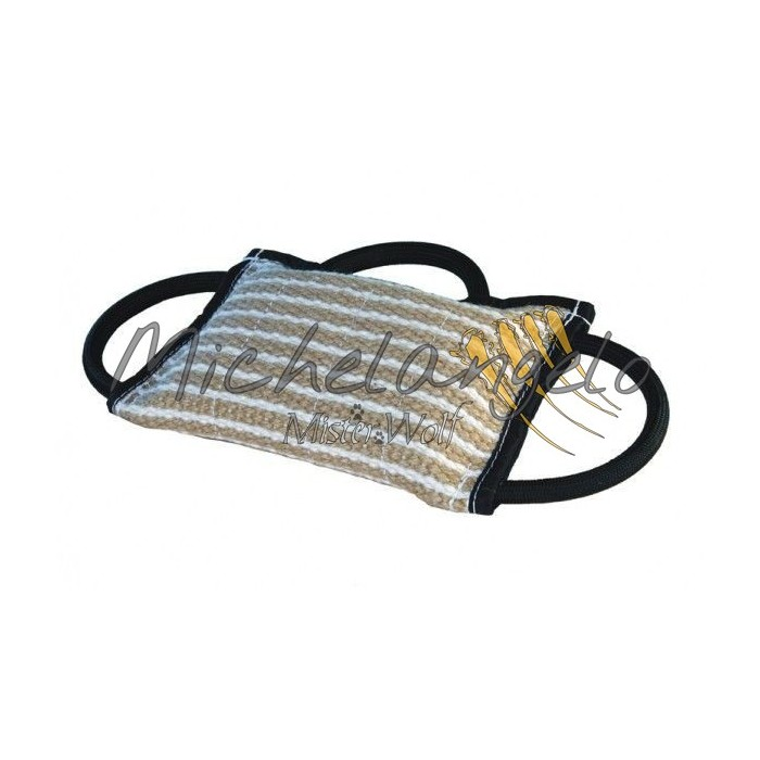 Tug with gusset-Jute