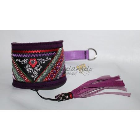 Greyhound collar Anastasia