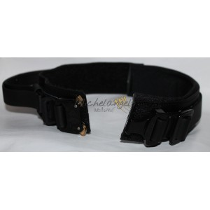 Tactical collar in Biothane - Cobra