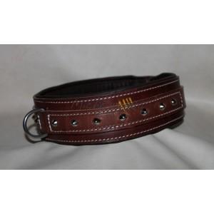 Leather collar Dakota