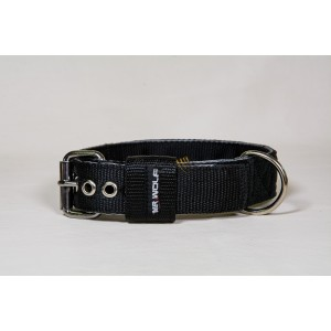 Nylon collar whith name for Staffordshire Bull Terrier
