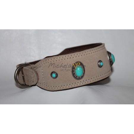 SayenLeather collar