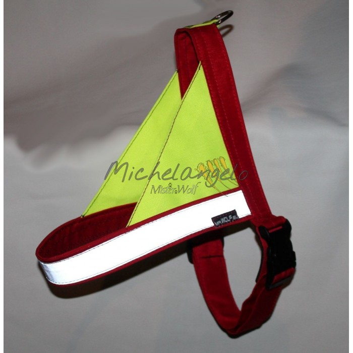 Harness for rescue dogs