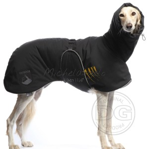 Coat for greyhound