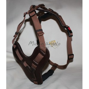 Mantrailing harness