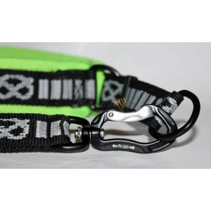 Nylon Staffy leash