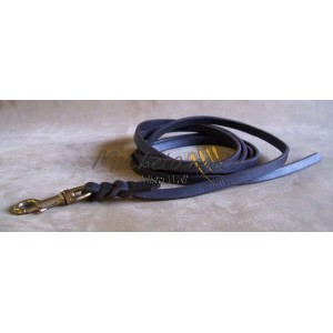 Soft leather leadrope