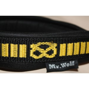 Staffy collar whit Neoprene
