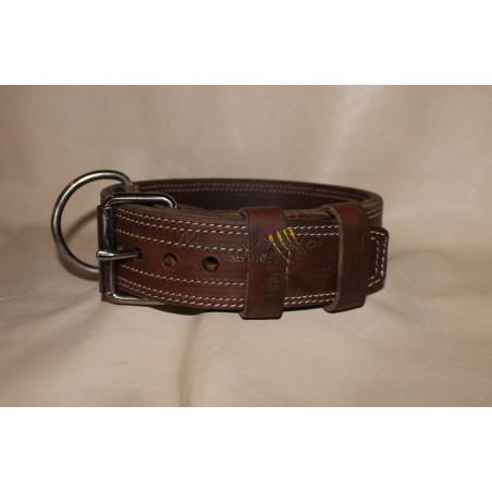 Leather collar Nevada