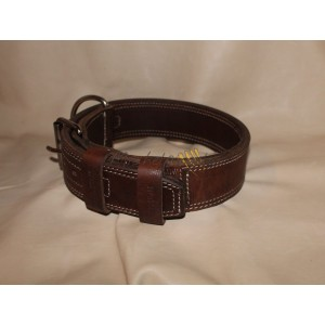 Leather collar Nevada