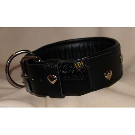 Leather collar Nuttah