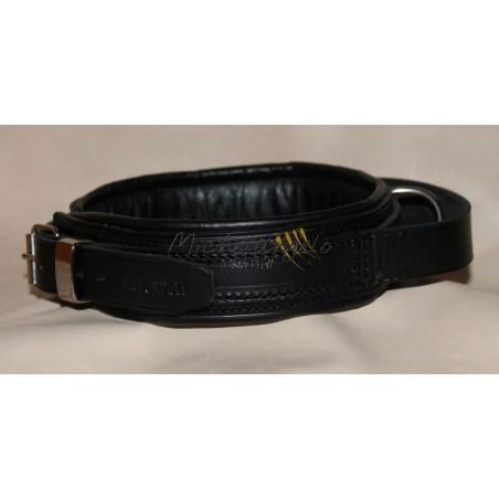Leather collar Sauron