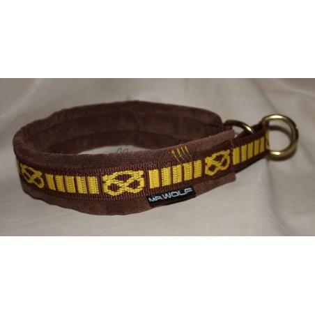 Nylon collar Staffordshire Bull Terrier