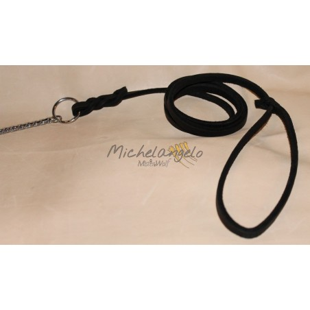 Expo leather leash