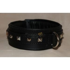 Leather collar  Sirius