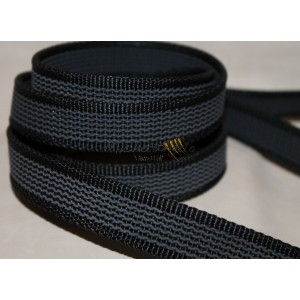 rubberized nylon long leash