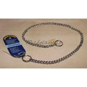 Stainless steel Show dog collar