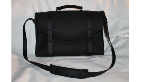 leather and biothane bags
